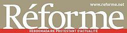 Logo-Réforme-Journal