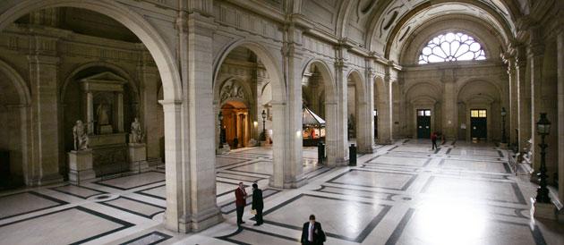 Le Tribunal de Grande Instance de Paris (crédit: DR)